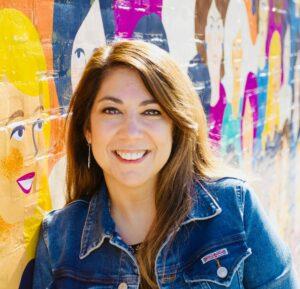 Women's Work Podcast Host Gina Messina