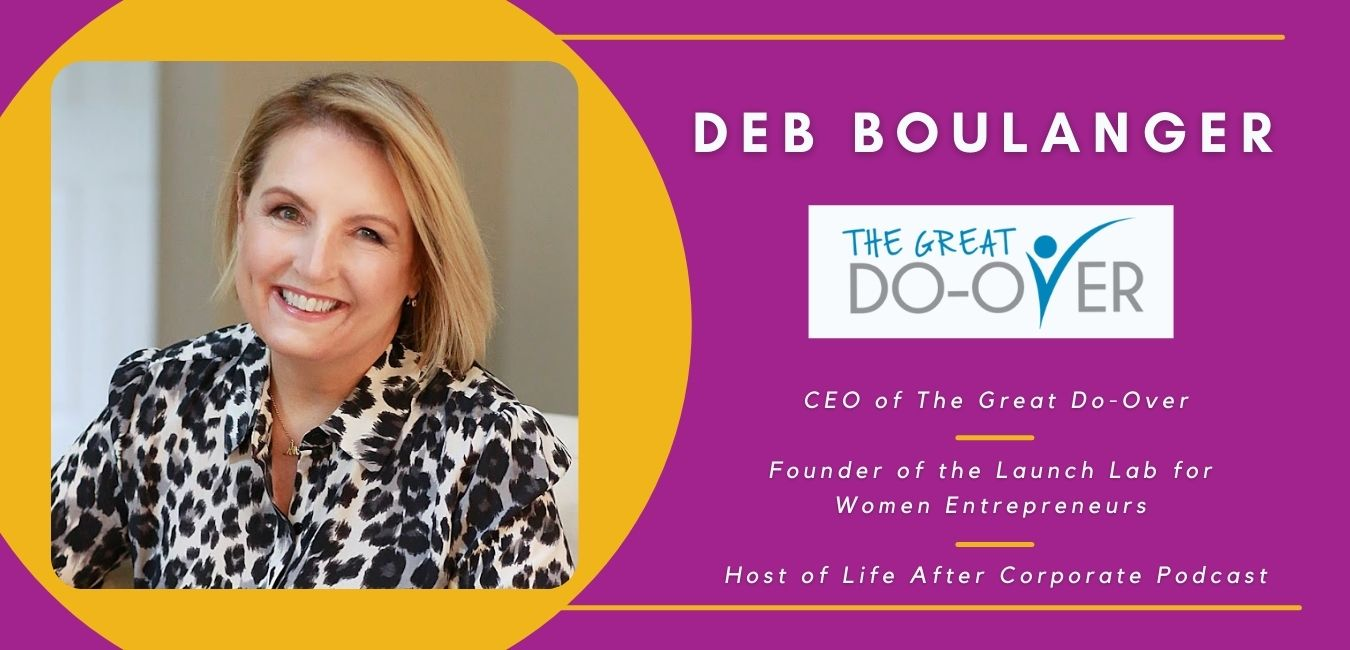 Deb Boulanger Presents on How to Replace Your Six Figure Salary with a Coaching or Consulting Business  at the Institute for Women Wellness and Work at Ursuline College